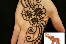 Best simple henna ~¤
