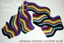 Knitting & Crocheting / by Amanda Esposito