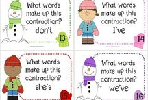 Winter Theme Elementary Resources