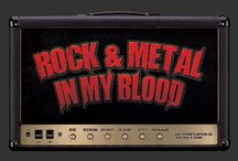 Rock & Metal in My Blood / Sito Web