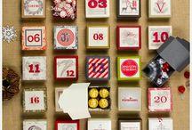 Christmas-Calendarios de Adviento