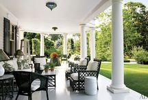 The Porch / by Waugh Interior Designs