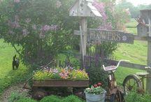 Dekor zahrada