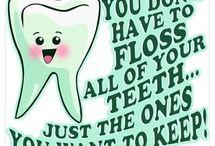 Oral Hygiene / Education, the basics, reminders, etc.