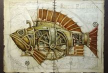 Steam Punk / by Sheri Chamberlain