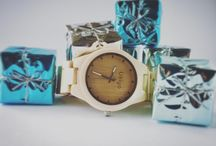 Wooden Watches for Women / Awesome wooden watches made of sustainable materials for women.  Fashionable, affordable and truly unique.