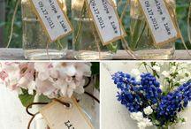 Flower arrangement ideas / Flowers