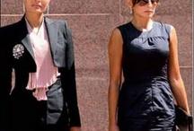 Beautiful first lady