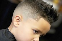 kid's haircuts Αγορίστικα χτενίσματα