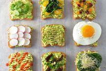 Gluten Free Breakfast Ideas / Yum.