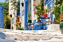 Beautiful places around the world / Plaatsen waar ik ben geweest of naar toe wil