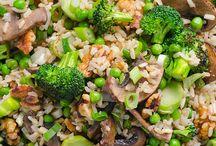 vegan healthy  eating