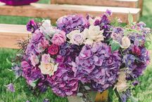 Purple Weddings / by Artfully Wed - Wedding Blog