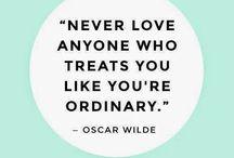 Oscar Wisdom / by Cara
