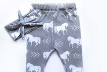 Wild Colts / Baby Style Board / by Malia McArthur