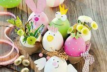 МК пасхальные яйца