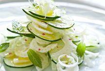 Salads récipé