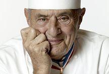 Common past..Bocuse Lyon. / Mon chef.