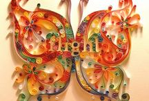 Quilling / by Pearl Spiller