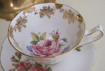 Royal Albert bone China teasets / cups