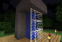 Minecraft interior/outdoors decore