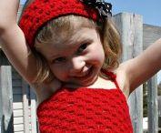 Inspirációnak Crochet inspiration / Horgolások, kötések csak úgy, inspirációként.