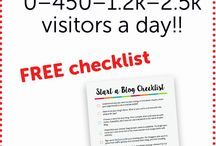 Blogging - start your own blog!