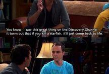 Big bang Theory Giggles / by Christina Morales