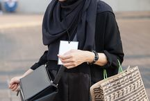 Indonesia Hijab Street Style / Indonesia Hijab street Style Picts Collection