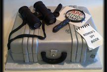 Spy cakes