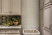 laundry rooms/mud rooms / by White Bungalow