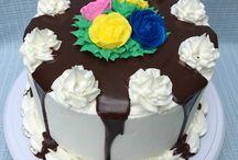 tortas con crema