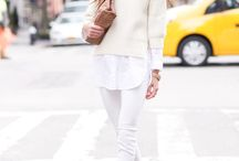 Outfits | white