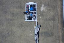 Streetart in Bristol
