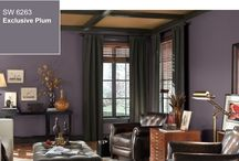 2014 Color of the Year / Exclusive Plum SW 6263, by Sherwin Williams.