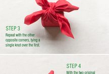 Gift wrapping / Wrapping