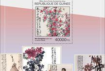 New stamps issue released by STAMPERIJA | No. 469 / GUINEA (GUINÉE) 01 10 2014 CODE: GU14413A-GU14425A