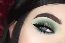 Maquillaje - Make up / Tendencias de maquillaje del momento, ideas para looks y toda la inspiración que necesitas para crear tus maquillajes