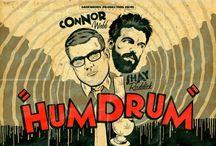 HumDrum  Web-Series by Connor Webb & Shay Ruddick