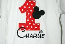 Charlie's Mickey Birthday