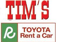 Tim's Toyota Rental Department of Prescott / Tim's Auto Group was established in 1983 in the beautiful town of Prescott Arizona. We are and have always been a family owned and operated business. Tim's Auto Group has always been very involved in our community. We believe it is just as important to give back to our community as it is to run a successful, local business.