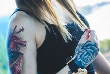 Inked girls / Girls and womans with tattoos, photographed by me - Copyright © Végh Sándor - All rights reserved!