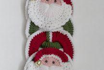 Patrones de crochet de navidad