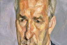 Lucian Freud paintings