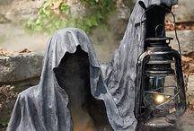 strašidlá s klebru