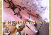 Bespoke Tailoring for Nails / Nail designs by The Nail Tailor
