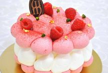 Desserts / Every kind of sweet and tasty desserts!!!