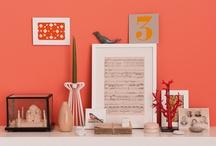 Inspiración Color Naranja / El color naranja es un color que despierta los sentidos, aportando viveza y vitalidad a cualquier estancia. En decoración, usamos el naranja para aportar distinción a un rincón especial. ¡Aquí puedes tomar ideas!