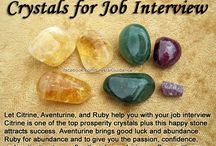 What Crystals Do for you thru MCA / The many crystals and how they affect your health and personality.