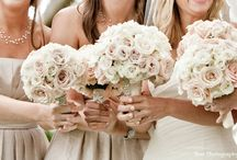 BRIDESMAIDS / Flowers and ideas for bridesmaids